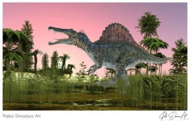 Paleo Dinosaurs Art presents: Spinosaurus